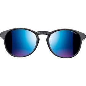 Julbo Fame Spectron 3CF Sunglasses 10-15Y Kinder matt gray tortoiseshell-multilayer blue